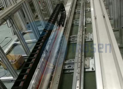 耐高低温伺服电机在智能仓储上应用